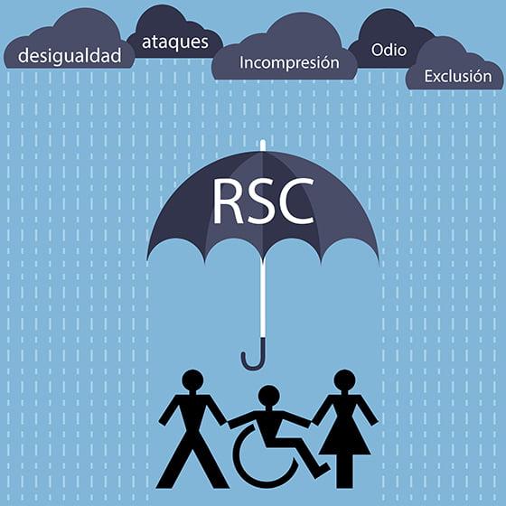 RSC un escudo contra la desigualdad