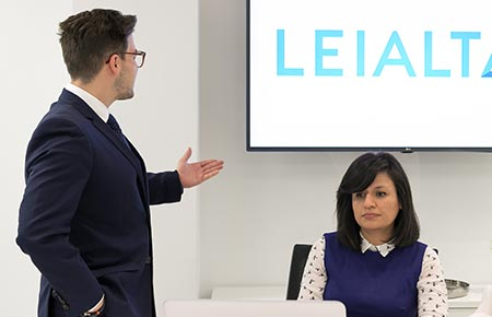 The specialists of Leialta will help you implement the equality plans in your company