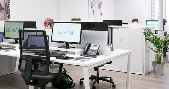 Corporate and fiscal advantages with the holding company of Leialta