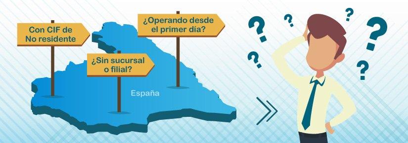 Cómo crear una empresa en España con un CIF de no residente