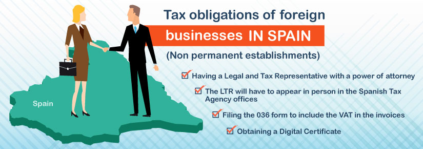 Tax obligations of foreign businesses in Spain: do not miss them!