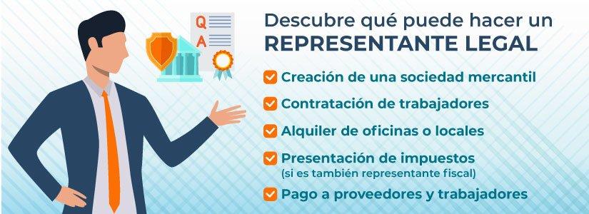 Representante legal en España y qué se hace para nombrarlo