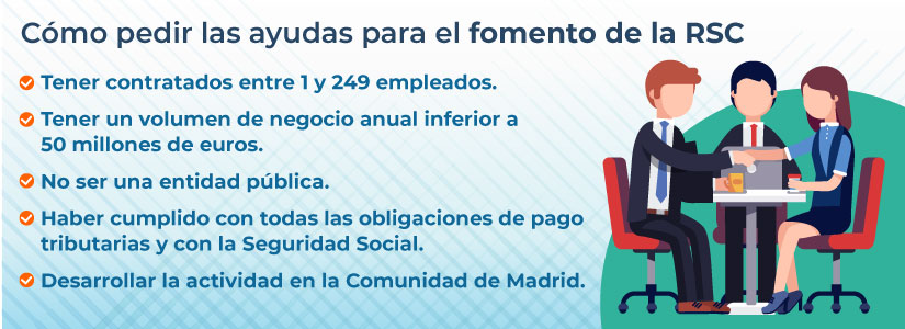 Subvenciones para fomentar la conciliación familiar en la Comunidad de Madrid