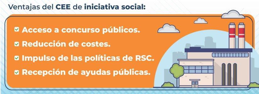 Reserva de concursos públicos para CEE de iniciativa social