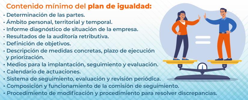 Consultoría de empresa para plan de igualdad