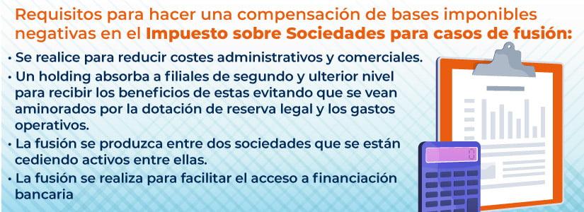 Asesoría fiscal fusiones
