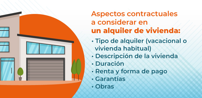 Normativa de alquiler en España