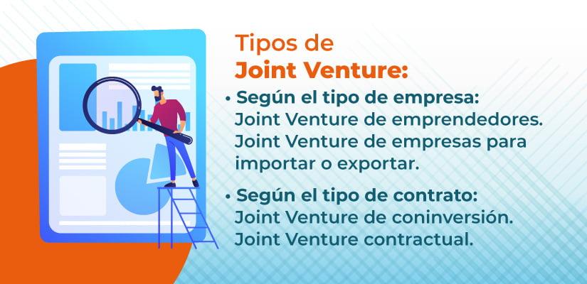 Joint Venture: tipos y característica