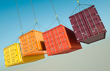 vat deferral on imports container sky
